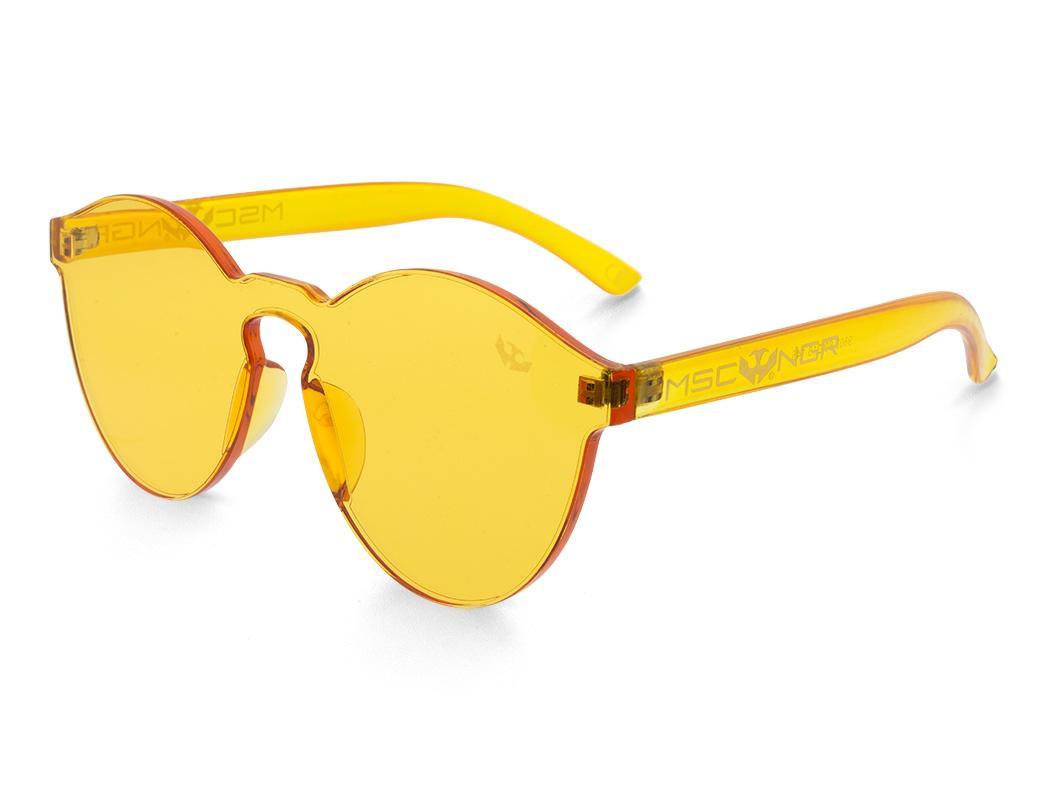 Gafas transparentes YELLOW CANDY