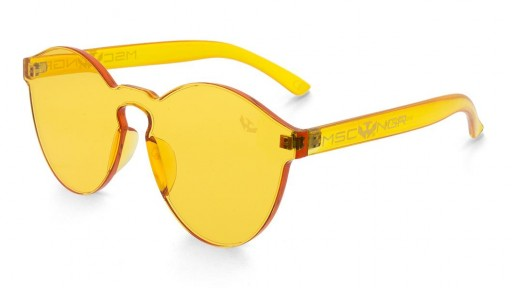 Gafas transparentes YELLOW CANDY