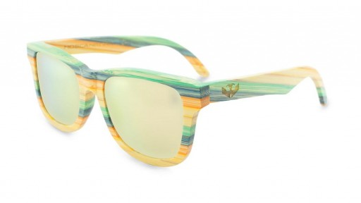 Gafas de Bambú - CoolBam and Rose - Polarized