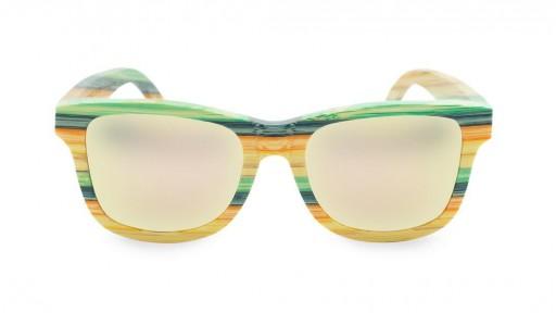 Gafas de Bambú - CoolBam and Rose - Polarized [1]