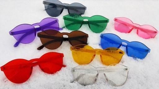 Gafas transparentes GREY CANDY [2]