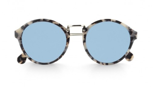 Gafas de madera Mosca Negra ICE X1 Polarizadas