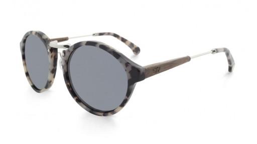 Gafas de madera Mosca Negra ICE X2 Polarizadas [2]