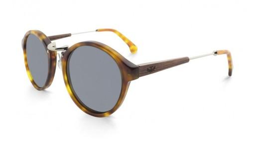 Gafas de madera Mosca Negra ICE X3 Polarizadas [1]