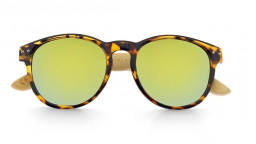 Gafas de madera Mix Omega - Leopard X1 - Polarized [1]