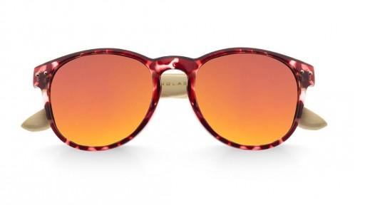 Gafas de madera Mix Omega - Leopard X3 - Polarized [1]