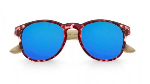 Gafas de madera Mix Omega - Leopard X4 - Polarized [1]