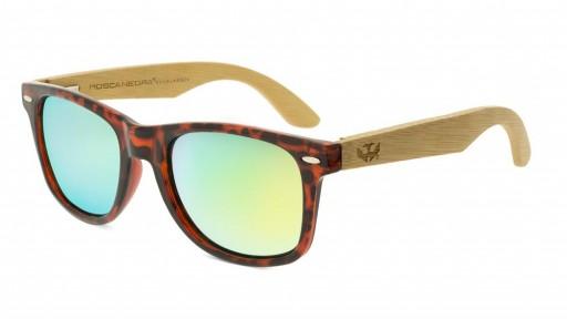 Gafas de madera Mix - Leopard - Polarizadas [0]