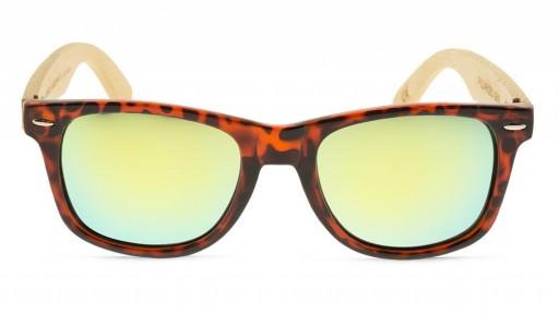 Gafas de madera Mix - Leopard - Polarizadas [1]