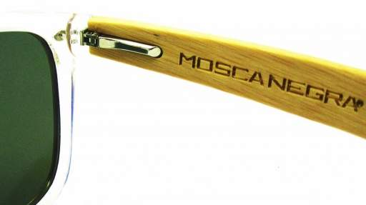 Gafas de madera Mix - Leopard - Polarizadas [3]