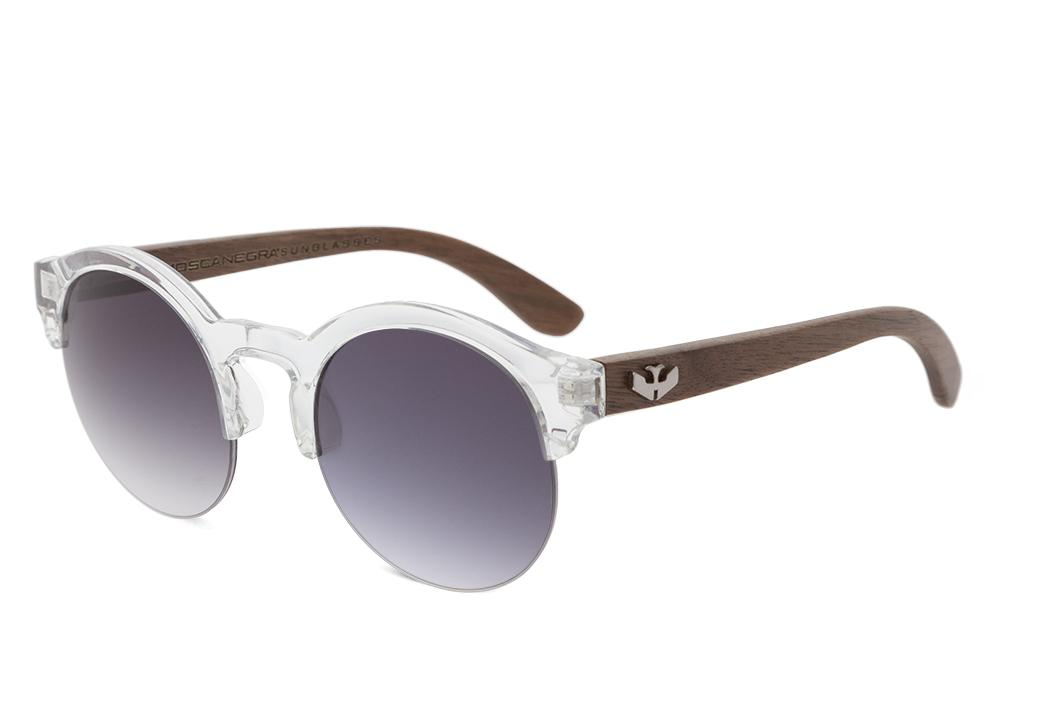 Gafas de madera Mix NOON Black - PREMIUM