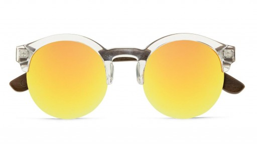 Gafas de madera Mix NOON Orange - PREMIUM [1]