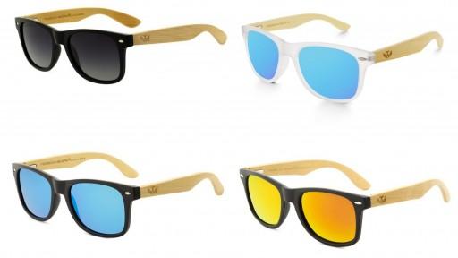 PACK Gafas Madera + Reloj Madera (puedes elegir modelos y colores) - Envío GRATIS! [1]