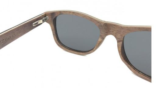 Gafas de madera y corcho con lentes polarizadas - Limited Edition [3]