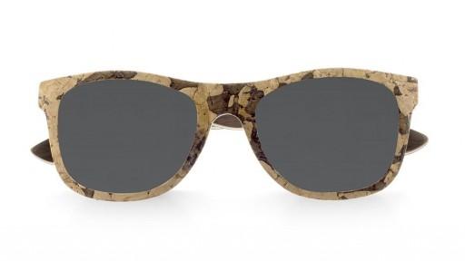 Gafas de madera y corcho con lentes polarizadas - Limited Edition [1]