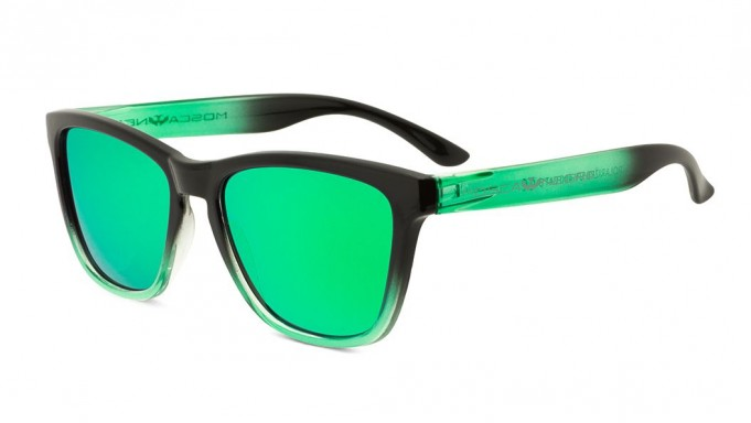 Alpha Sunset Green - Polarized