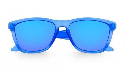 Gafas de Sol - Alpha - Transparent Matte Blue [1]
