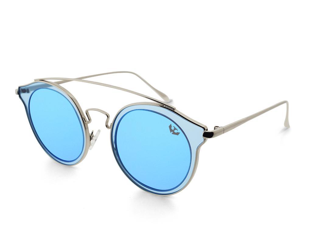 Gafas de sol BIG GLAM BLUE - Polarized - Unisex