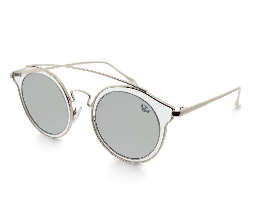 Gafas de sol BIG GLAM SILVER - Polarized - Unisex