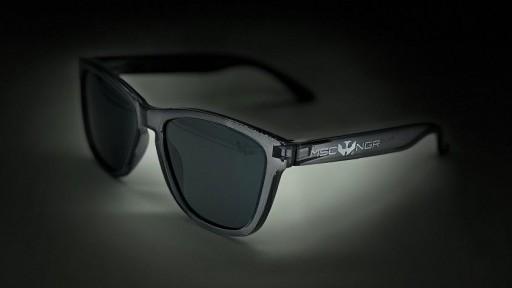 Gafas de Sol - Alpha - All Grey [2]