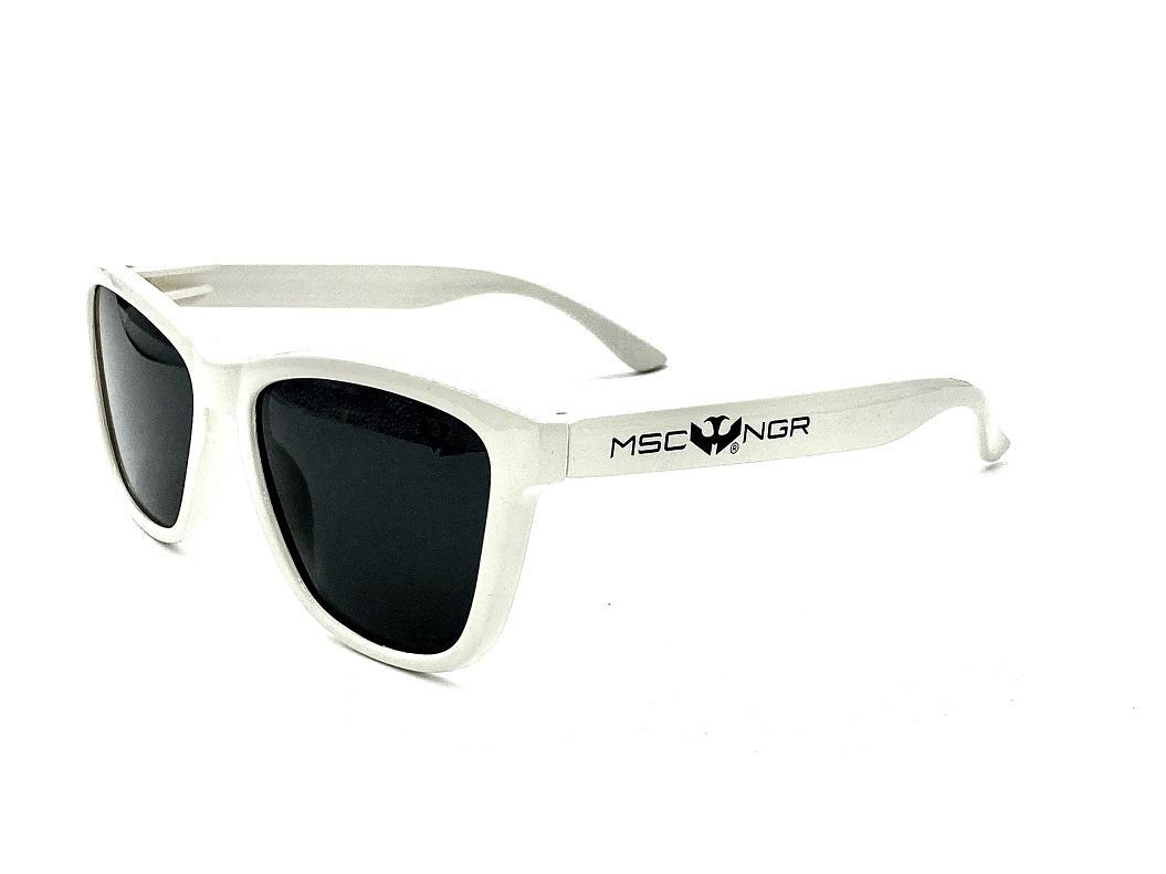 Gafas de Sol - Alpha - Snow Black