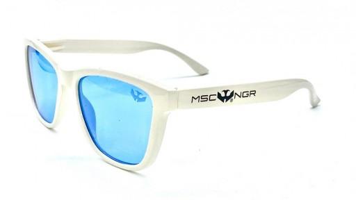 Gafas de Sol - Alpha - Snow Blue