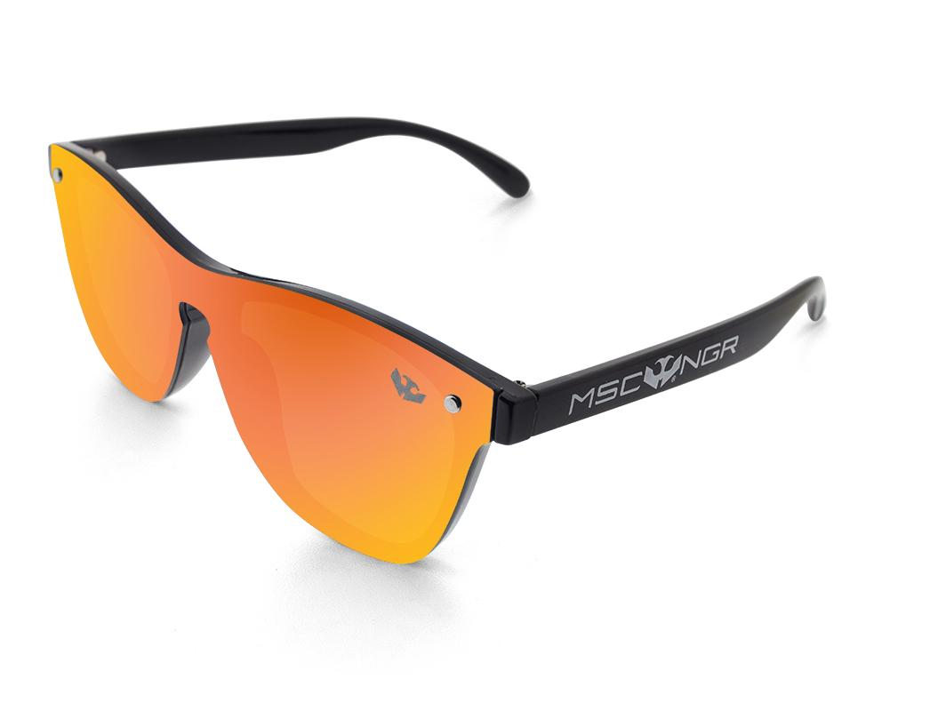 Gafas de lente plana LUXOR