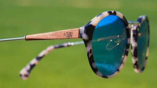 Gafas de madera Mosca Negra ICE X1 Polarizadas [2]