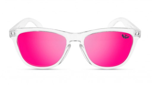Gafas de Sol - Alpha - Transparent Pink [1]
