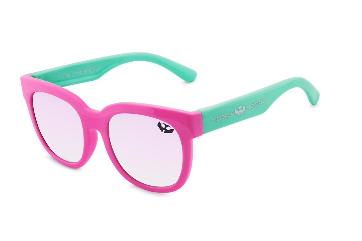 Gafas para niño/a - NEW YORK Pink - Polarized