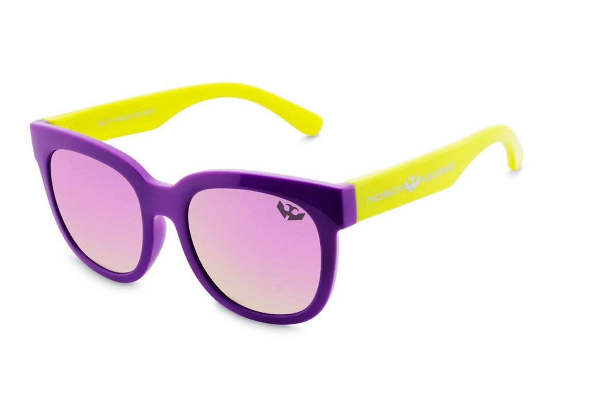 Gafas para niño/a - NEW YORK Purple - Polarized