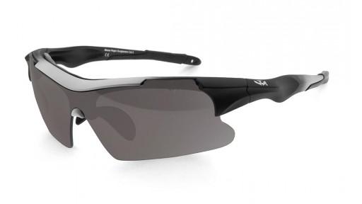 Gafas de Sol para deporte modelo PREDATOR 01 lentes intercambiables