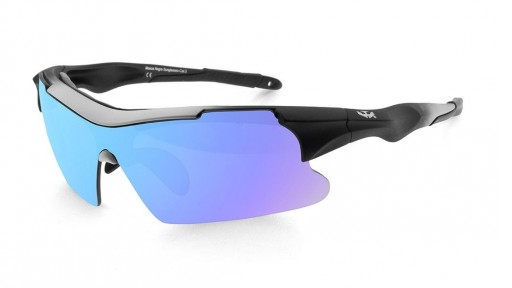 Gafas de Sol para deporte modelo PREDATOR 01 lentes intercambiables [2]