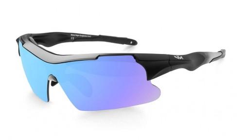 Gafas de Sol para deporte modelo PREDATOR 02 lentes intercambiables
