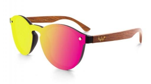 Gafas de lente plana Mix Flamingo - La Dolce Vita - Unisex