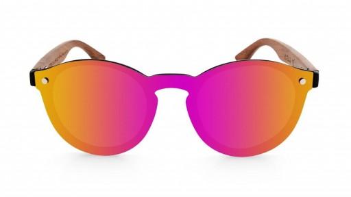 Gafas de lente plana Mix Flamingo - La Dolce Vita - Unisex [1]