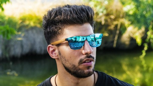 Gafas de lente plana Mix Tulum - La Dolce Vita  [2]