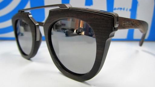 Gafas de madera LAGUNA Silver [2]
