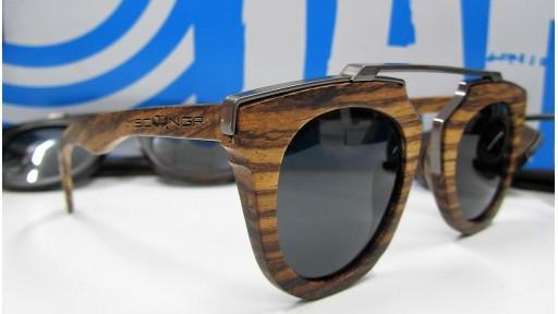 Gafas de madera LAGUNA Zebra  [2]
