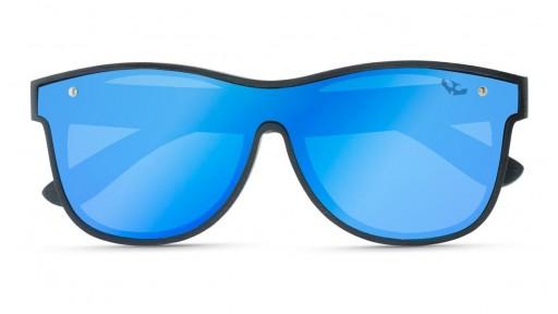 Gafas MADERA lente plana T-ZONE Blue [1]