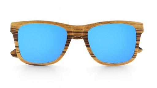 Gafas de madera - FLEXI WOOD Zebra - Polarized [1]