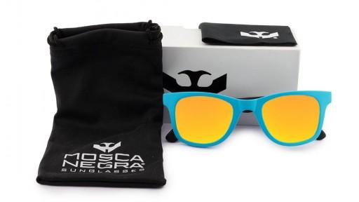 Gafas para niño - MIAMI Orange - Polarized [2]
