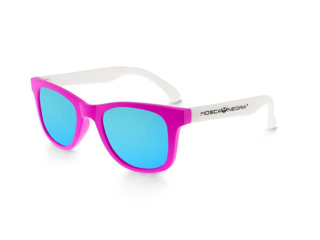 Gafas para niño - MIAMI Pink Ice Blue - Polarized