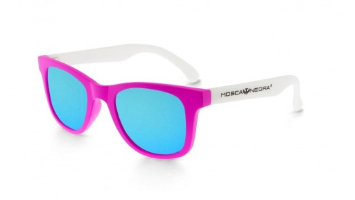 Gafas para niño - MIAMI Pink Ice Blue - Polarized