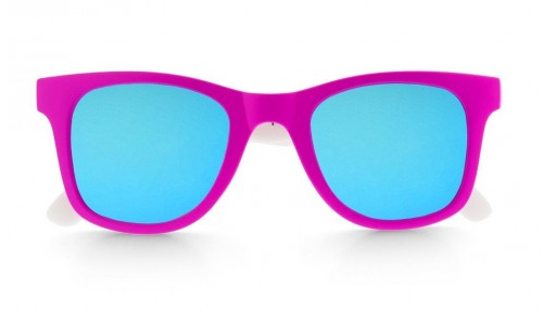 Gafas para niño - MIAMI Pink Ice Blue - Polarized [1]