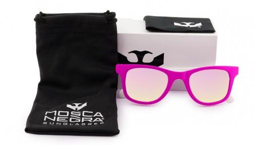 Gafas para niño - MIAMI Pink Sakura - Polarized [2]
