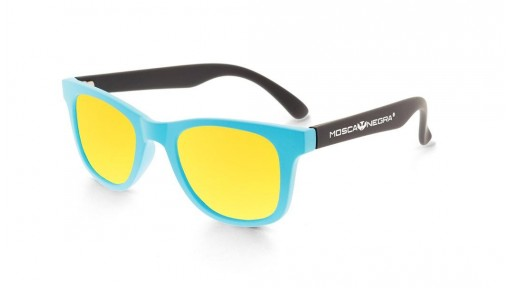 Gafas para niño - MIAMI Yellow - Polarized