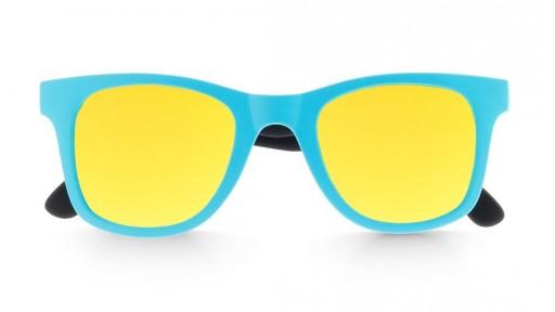 Gafas para niño - MIAMI Yellow - Polarized [1]