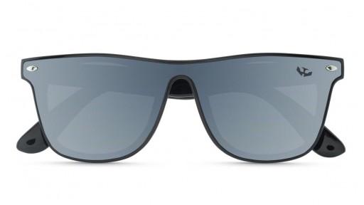 Gafas lente plana T-ZONE Black