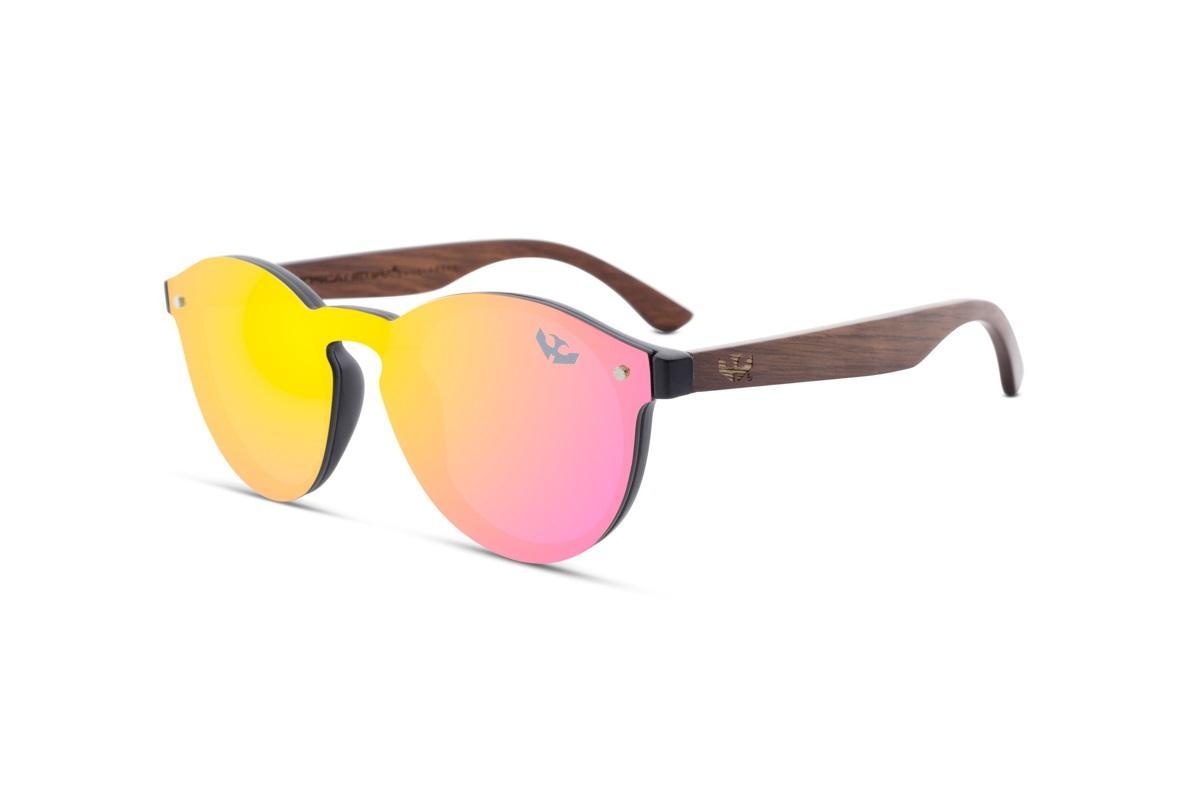 Gafas de lente plana Mix Rose - La Dolce Vita - Unisex
